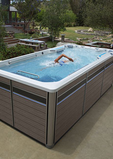 Exercise Pools and Spas in Colorado Springs