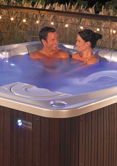 Relaxing Hot Tubs