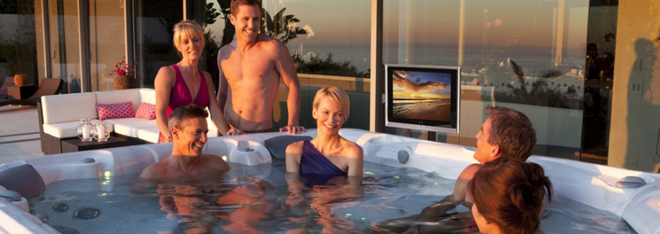 Get In And Relax Hanson Hotspring Spas Has You Covered